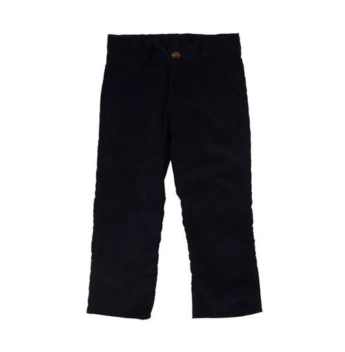 Nantucket Navy Keeneland Khaki Corduroy Prep School Pants