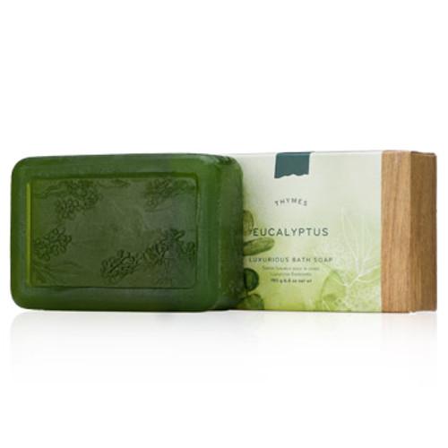 Eucalyptus Bath Soap, 6.8 oz