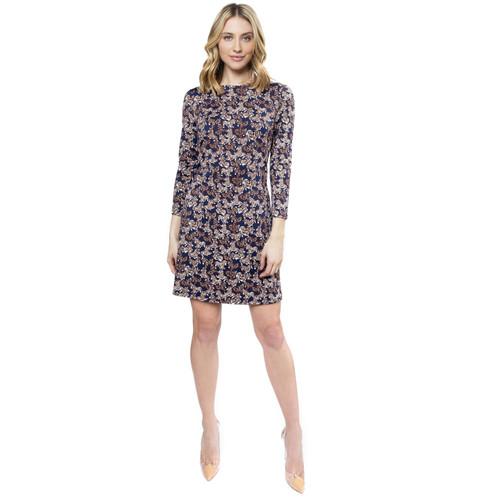 Goldie Zebra Dress