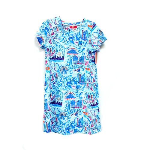 Little Sierra Dress Chicago Multi