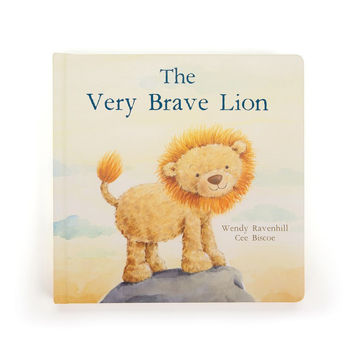 The Very Brave Lion Book-BK4BL