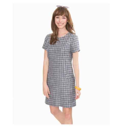 Paislee Cinnamon Bay Tweed Dress