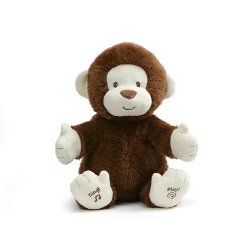 "Animated Clappy Monkey, 12"""