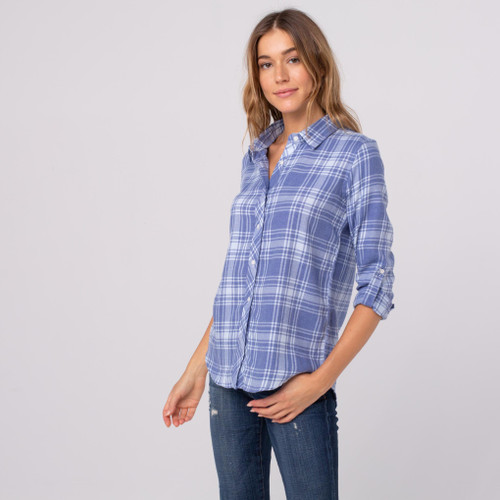 Blue Mix Judy Shirt