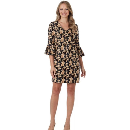 Small Camo Black Lyla Dress