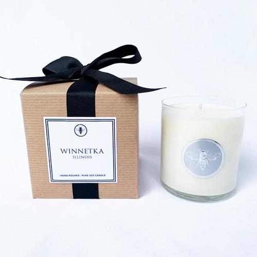 Winnetka  Illinois Candle
