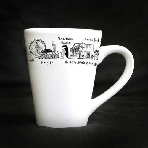 Chicago Short Mugs