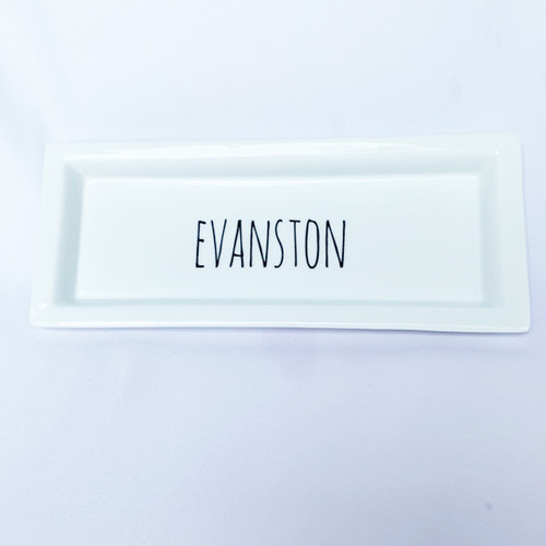Evanston-Rectangle Tray