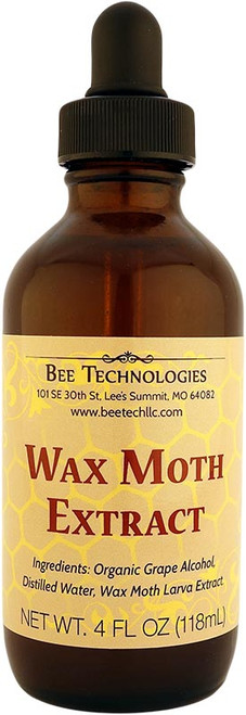 Wax Moth Extract - 4oz