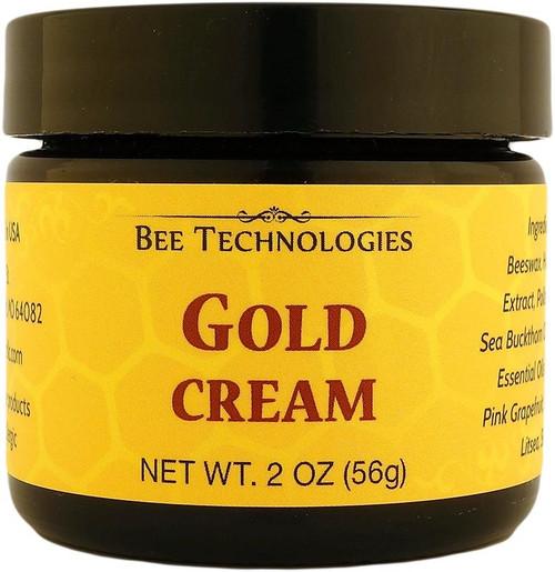 """""""GOLD"""" Face Cream - 2oz"""