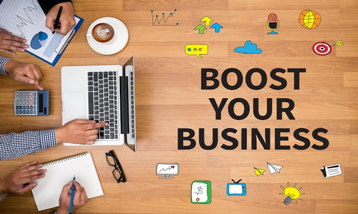 Business Boosting Tip for you #1