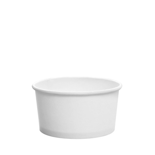 Karat 6oz Gourmet Food Container White 96mm 500ct