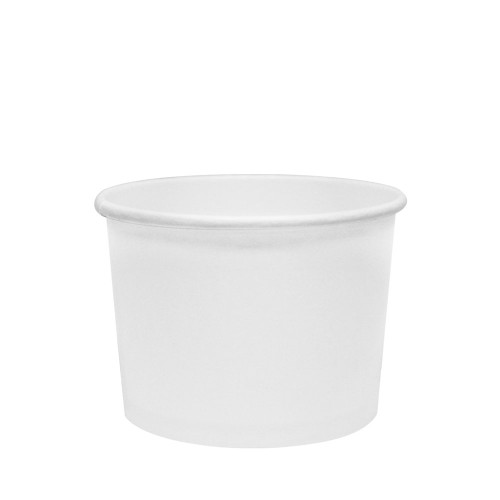 Karat 10/12oz Gourmet Container White 96mm 500ct
