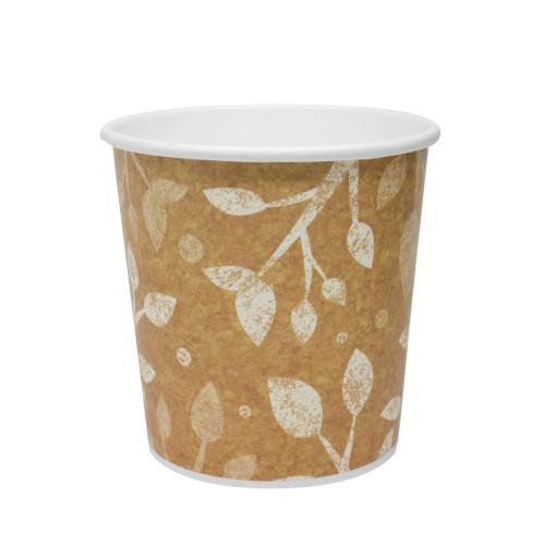 Karat 16oz Gourmet Food Container Leaf 96mm 500ct
