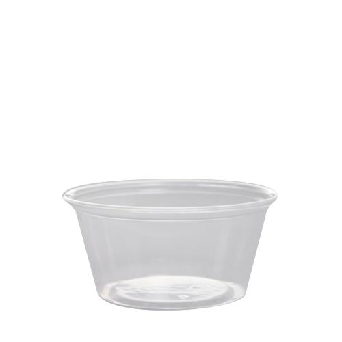 Karat 3.25oz PP Portion Taster Cups Clear 2500ct