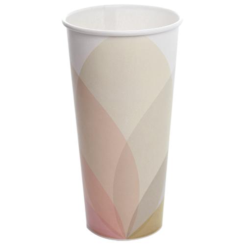 "Karat 32oz Paper Cold Cups ""KOLD"" 104.5mm 600ct"