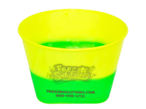 Custom Plastic Magic Color Changing® / Solid Color Bowls