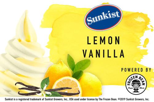 Sunkist Lemon Vanilla