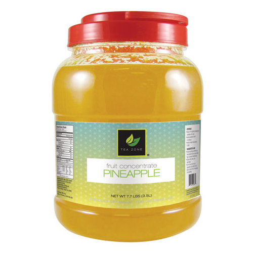 TeaZone Pineapple Concentrate 7.7lb Jar