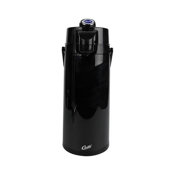 Curtis 2.2 Liter Lever Coffee Airpot - Black