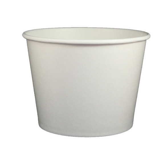 32oz Food Containers White 142mm 600ct