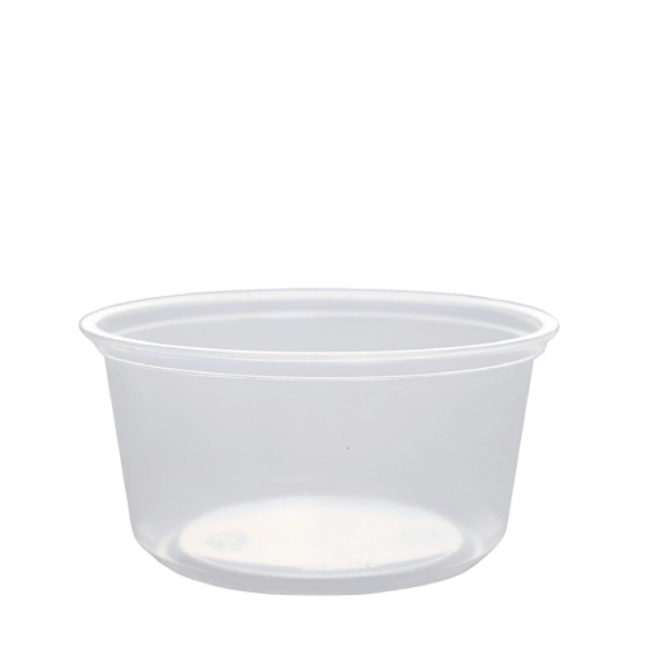 Karat 12oz Clear PP Deli To-Go Containers - 500ct