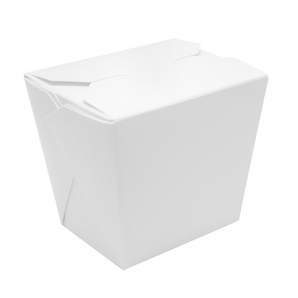 26oz Chinese Food Takeout Container White 450ct