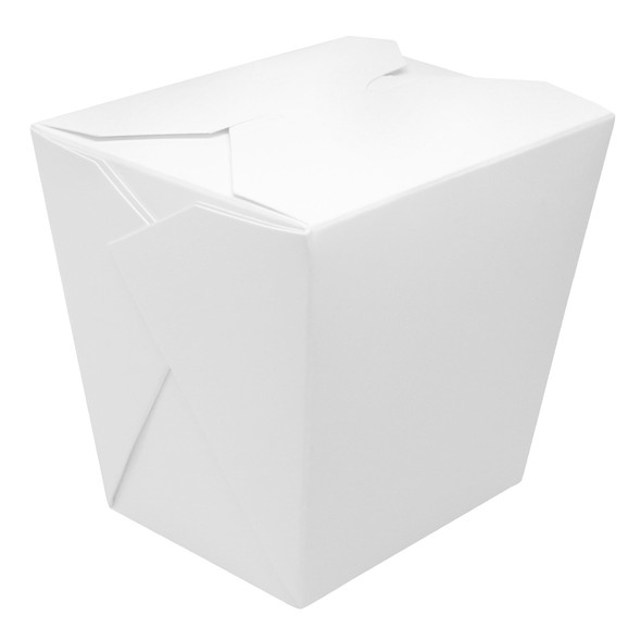 32oz Chinese Food Takeout Container White 450ct