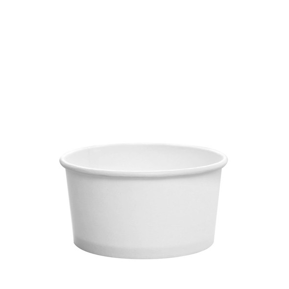 Karat 6oz Gourmet Food Container White 96mm 500ct