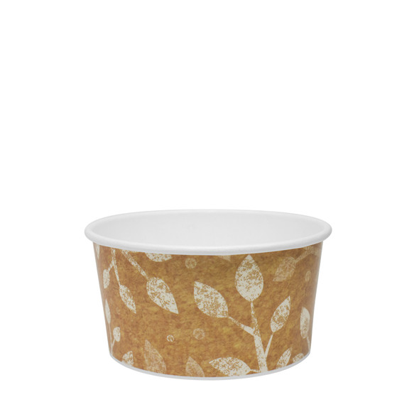 Karat 6oz Gourmet Food Container Leaf 96mm 500ct