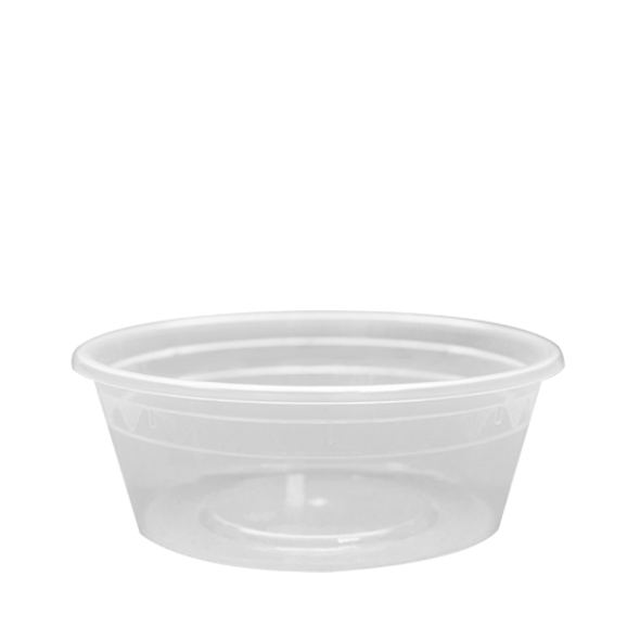 Karat 8oz Clear Deli To-Go Container & Lid 240ct