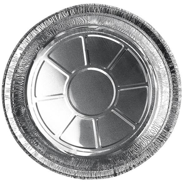 """Karat 8"""" Round Aluminum Foil To-Go Containers"""