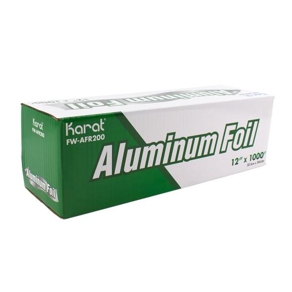 """Karat 12""""x 1000' Standard Aluminum Foil Roll"""
