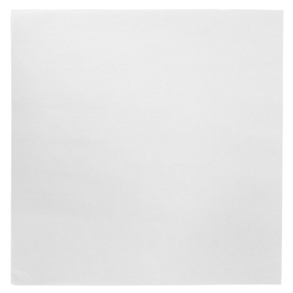 "Karat 12""x 12"" Deli Paper Wrap Sheets White 5000ct"