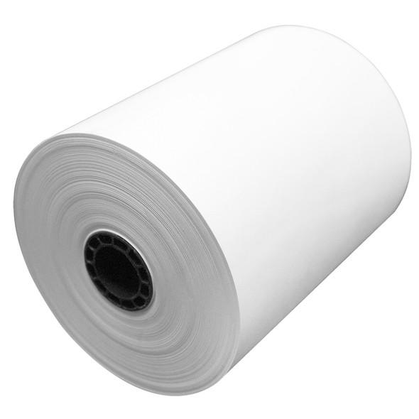 """Karat 3.125""""x220' Thermal Paper Rolls - White 50ct"""