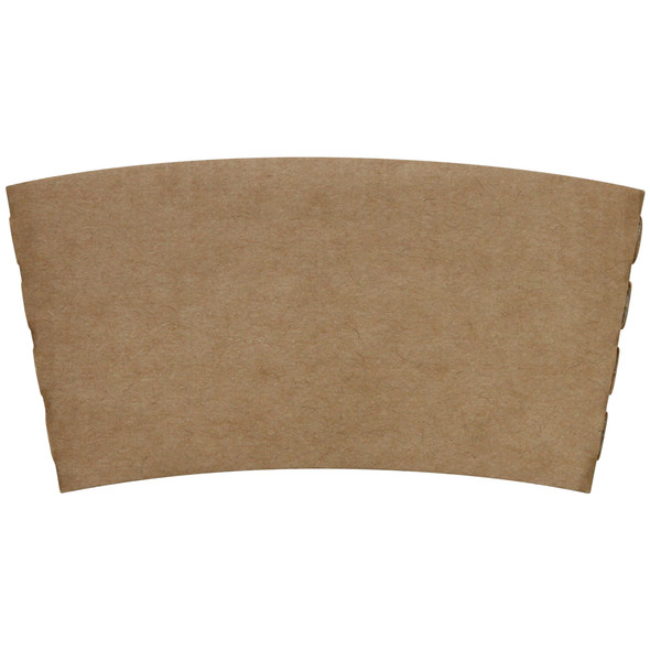 Karat Cup Jacket Sleeves - Kraft 1000ct