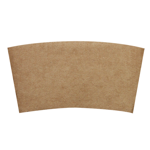 Karat 8oz Cup Jacket Sleeves - Kraft 1000ct