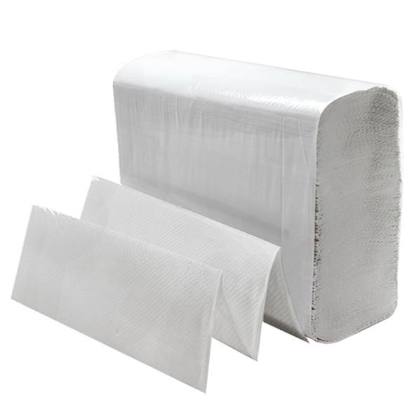 Karat Multifold Paper Towels - White