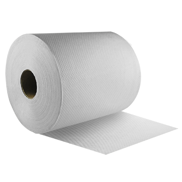 Karat Paper Towel Rolls - White