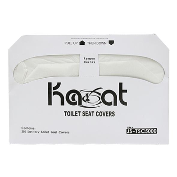 Karat Toilet Seat Covers - 5000ct