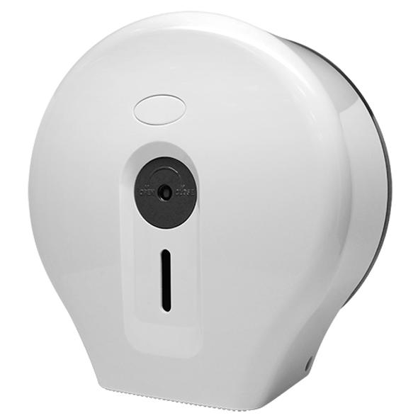 NSL Jumbo Tissue Roll Dispenser - White