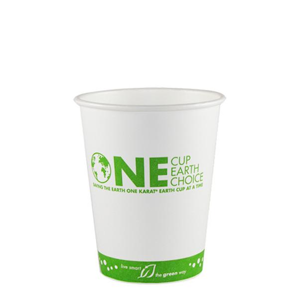 Karat 12oz Eco-Friendly Paper Hot Cup Earth 1000ct