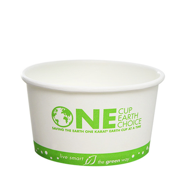 12oz Eco-Friendly Paper Containers 114.6mm 500ct