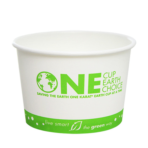 16oz Eco-Friendly Paper Containers 114.6mm 500ct
