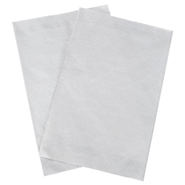 "Karat 8""x6.5"" Fold Dispense Napkin White 6000ct"
