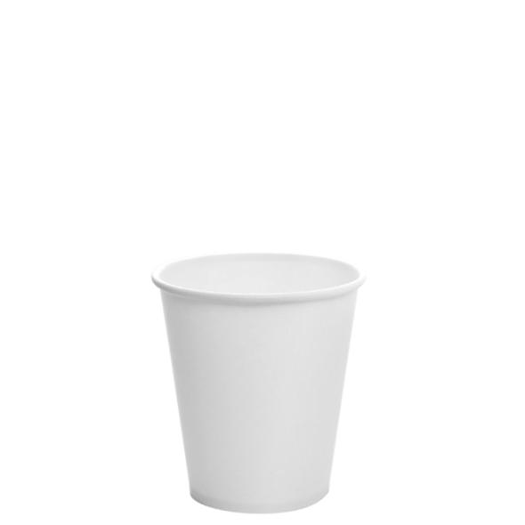 Karat 9oz Paper Cold Cups - White 75mm 1000ct