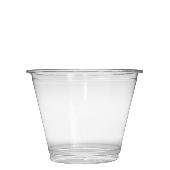 Karat 9oz PET Cold Cups - Clear 92mm 1000ct