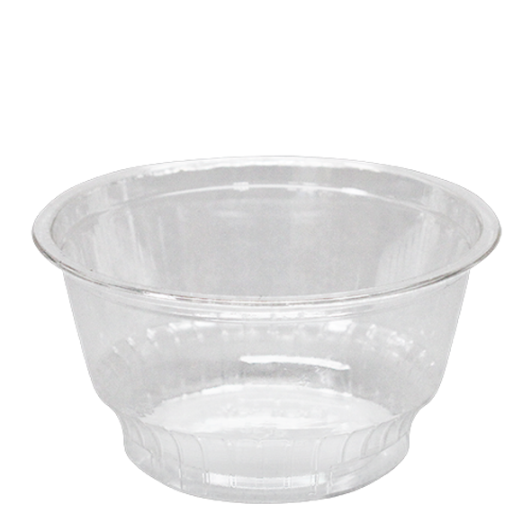 Karat 5oz PET Dessert Cups - Clear 92mm 1000ct