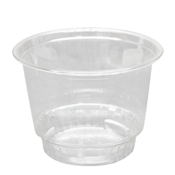 Karat 8oz PET Dessert Cups - Clear 92mm 1000ct
