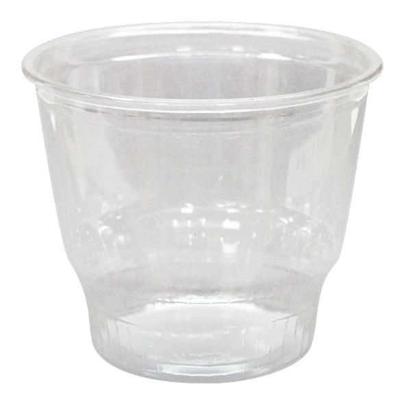 Karat 12oz PET Dessert Cups - Clear 98mm 1000ct